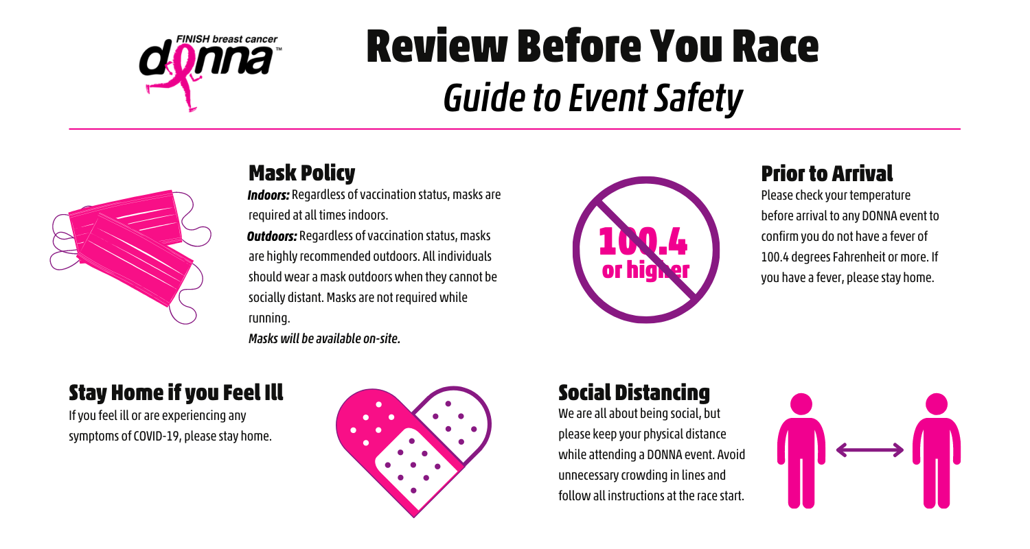 Guide to Event Safety
