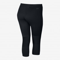 Women's Nike Black EXT Running Crop Pant