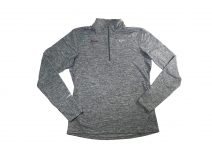 Men's Nike Element Dri-FIT Gray Half-Zip