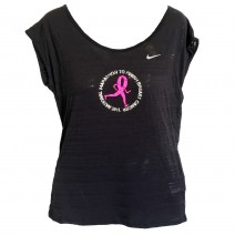 Women's Nike Black Cool Breeze Tee