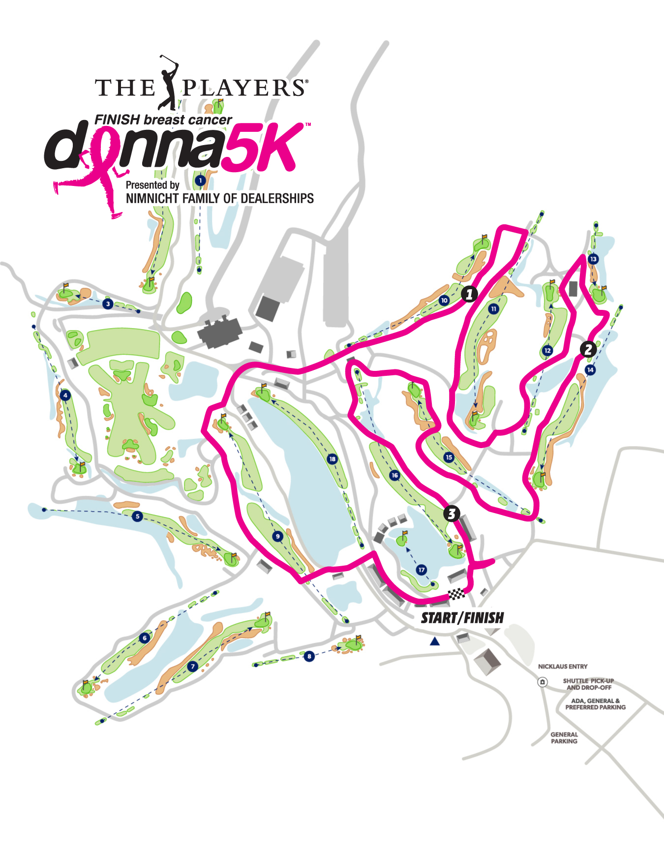 2021 Course Map