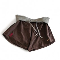Women's Nike Taupe Shorts